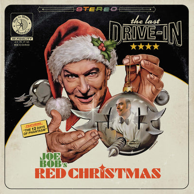 The Last Drive-In - Joe Bob's Red Christmas EP