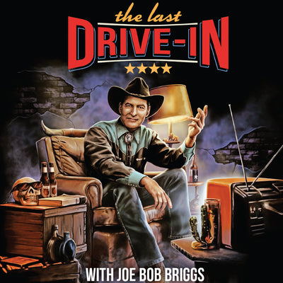 The Last Drive-In: Joe Bob Is Back In Town - Original Television Series Soundtrack EP
