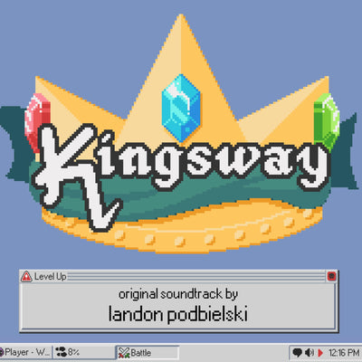 Kingsway - Original Video Game Soundtrack LP