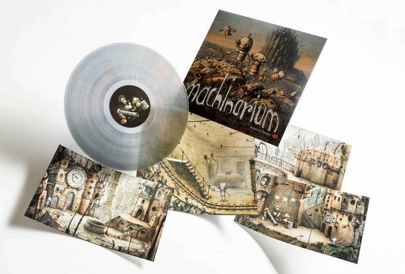 Machinarium - Original Game Soundtrack LP