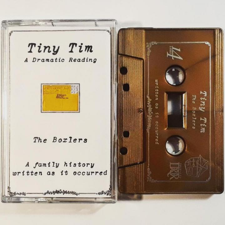 Tiny Tim - The Boxlers: A Dramatic Reading