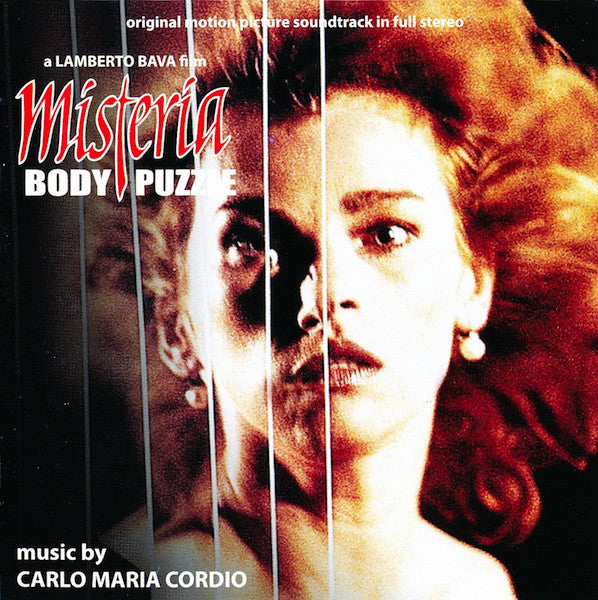 Body Puzzle - Original Motion Picture Soundtrack CD
