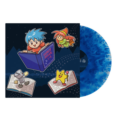 Esper Dream 1+2 - Original Video Game Soundtrack LP