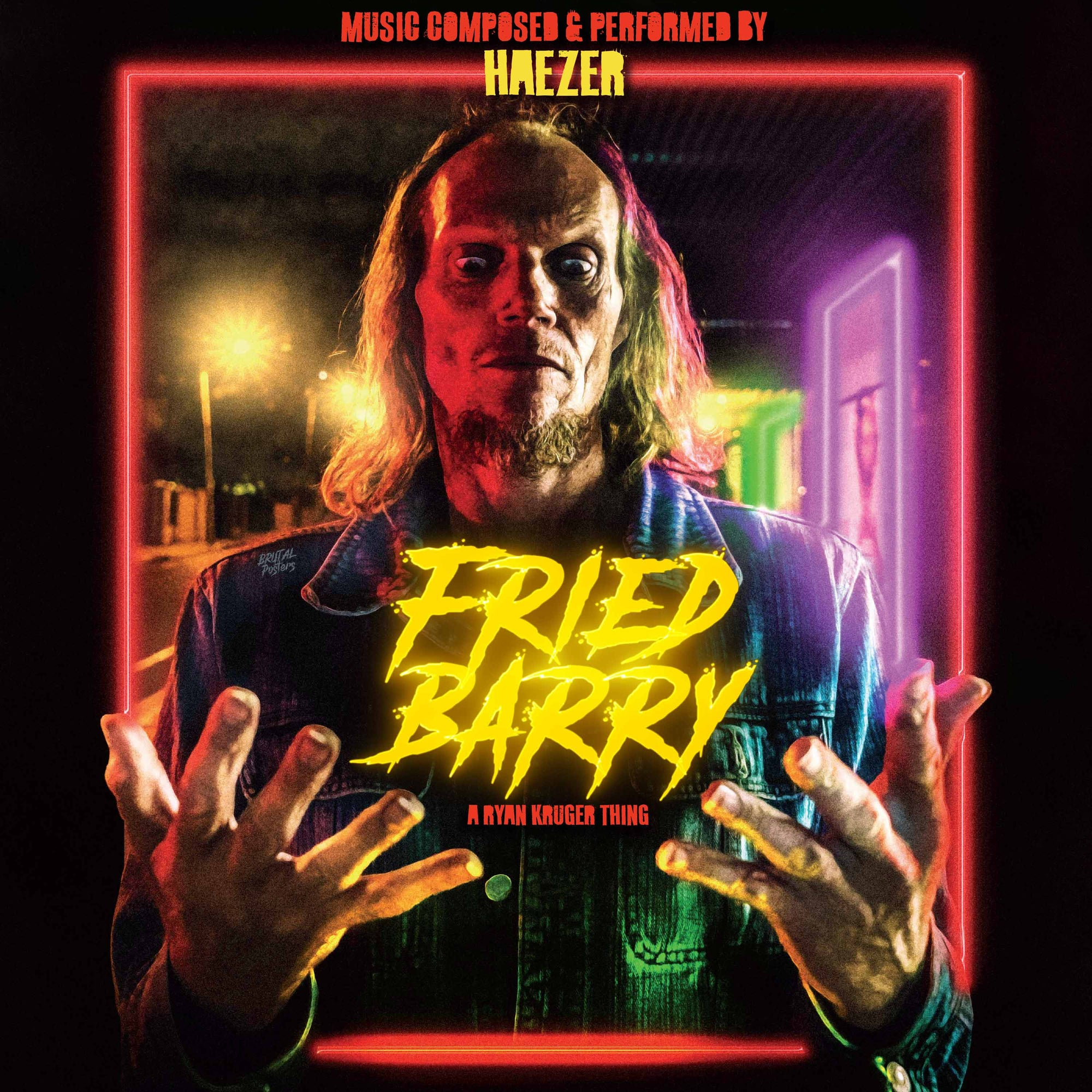 Fried Barry - Original Motion Picture Soundtrack