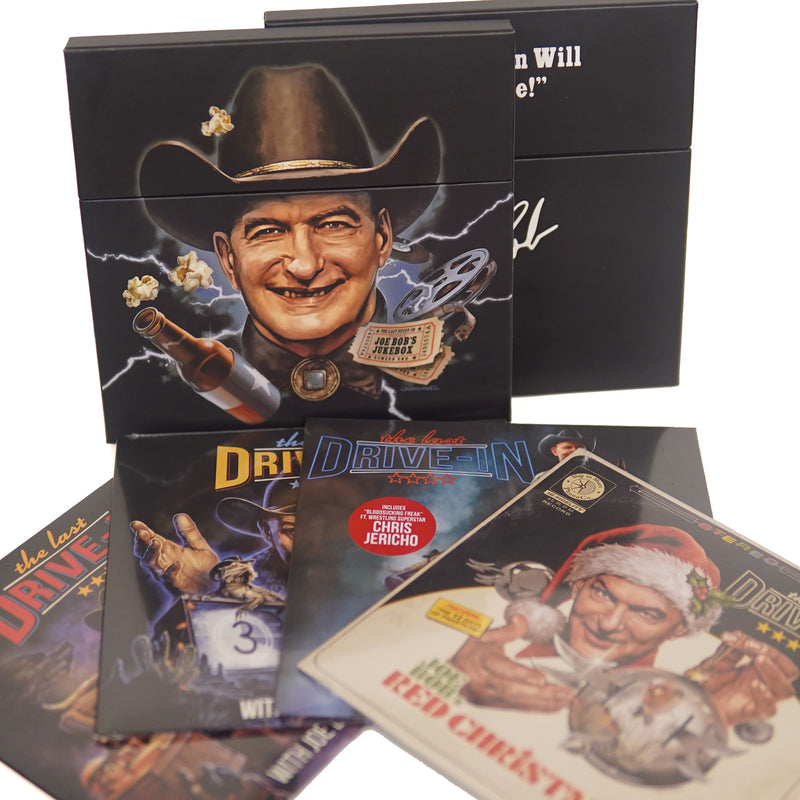 Joe Bob's Jukebox Numero Uno - EP Box Set