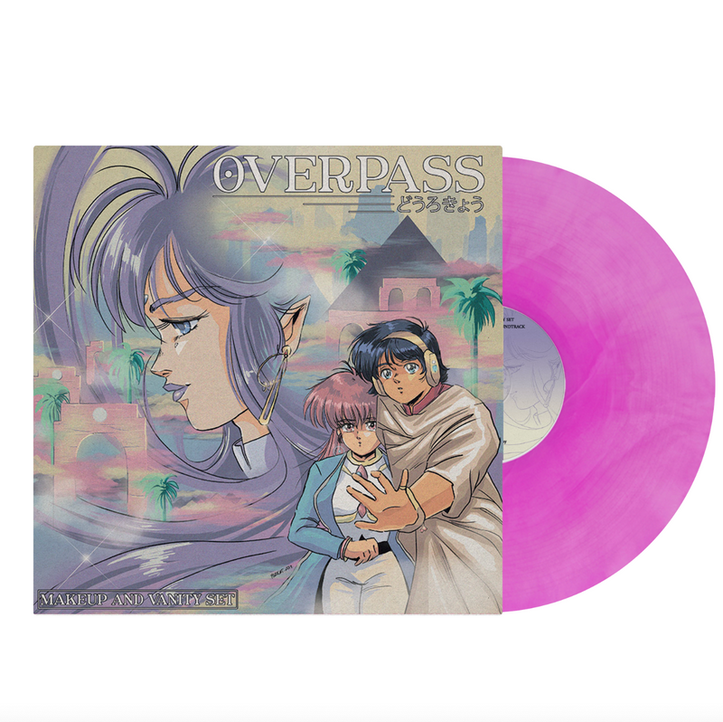 Overpass - Original Video Game Soundtrack LP