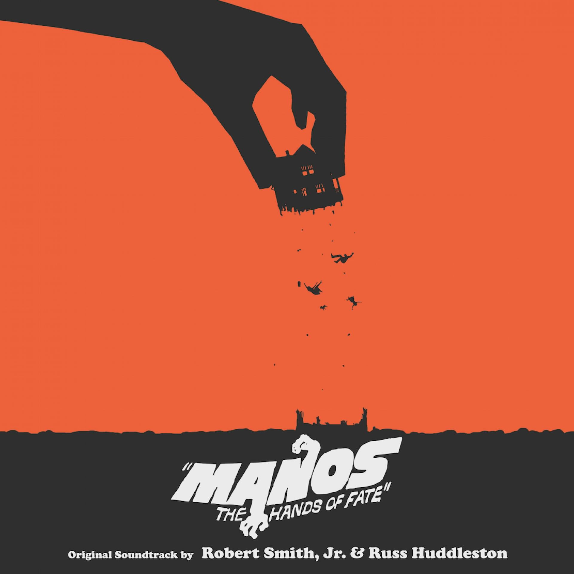 Manos: The Hands Of Fate - Original Motion Picture Soundtrack LP
