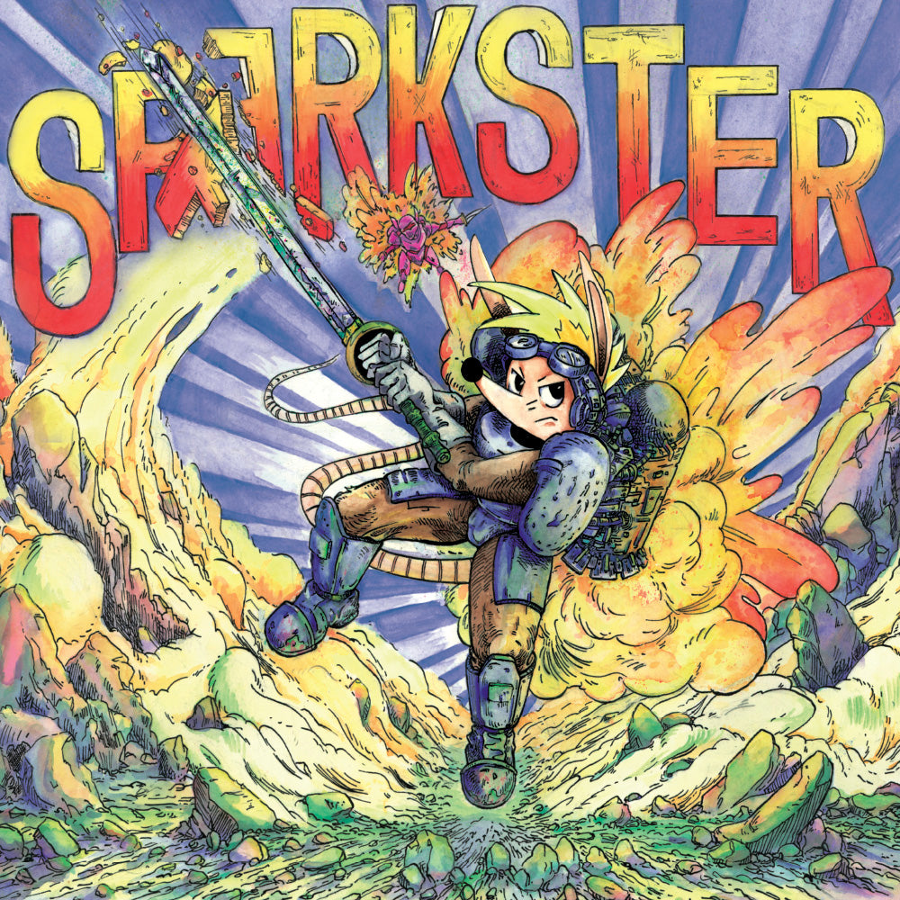 Sparkster: Rocket Knight Adventures 2 - Original Video Game Soundtrack