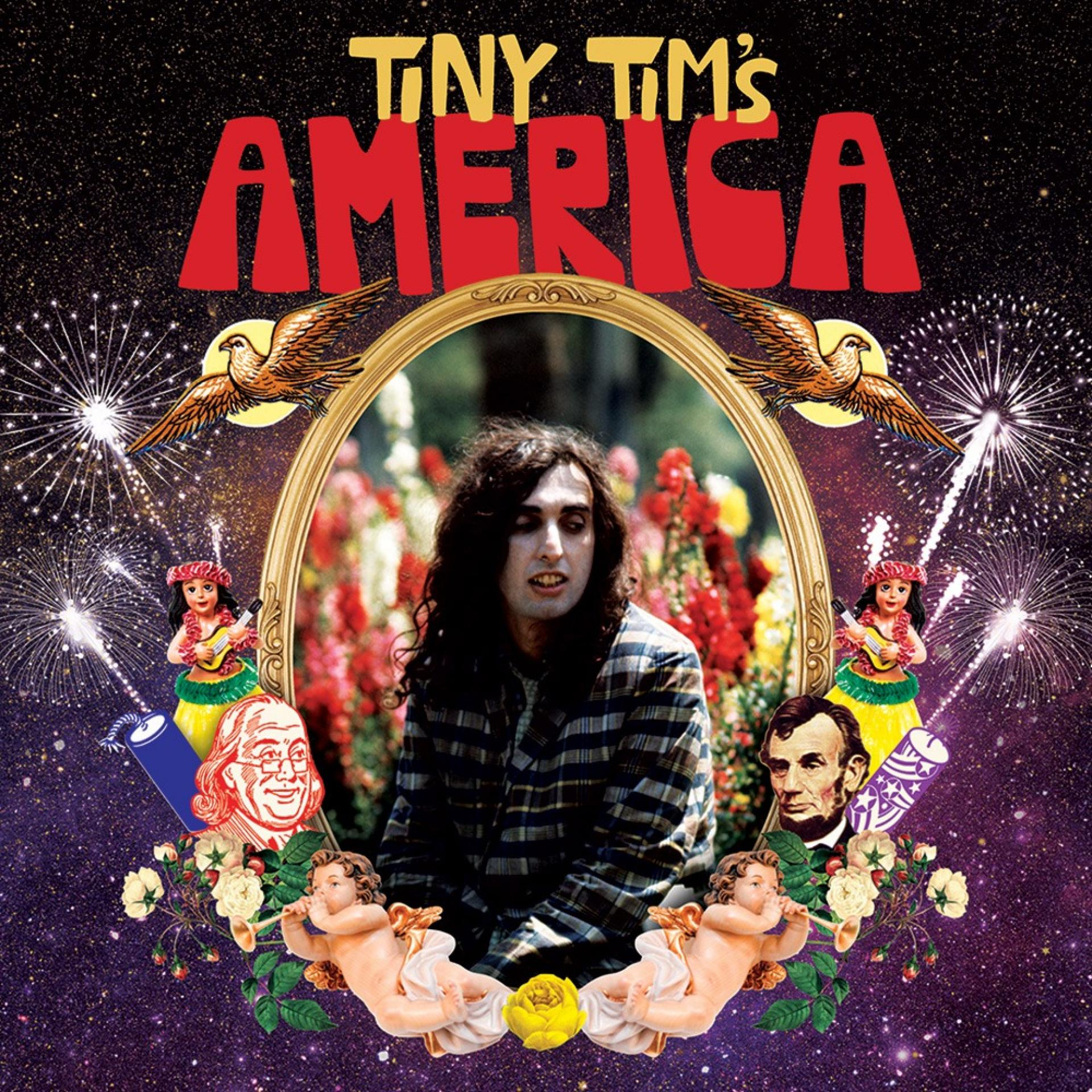 Tiny Tim - Tiny Tim's America LP