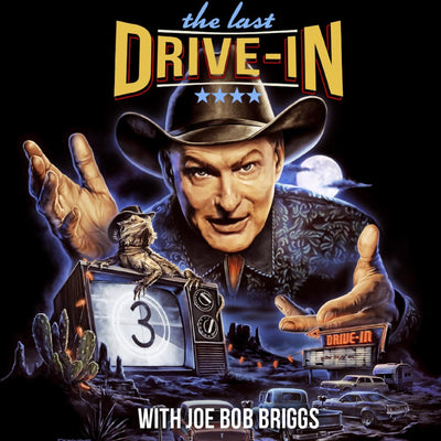 The Last Drive-In - Original Television Series Soundtrack EP