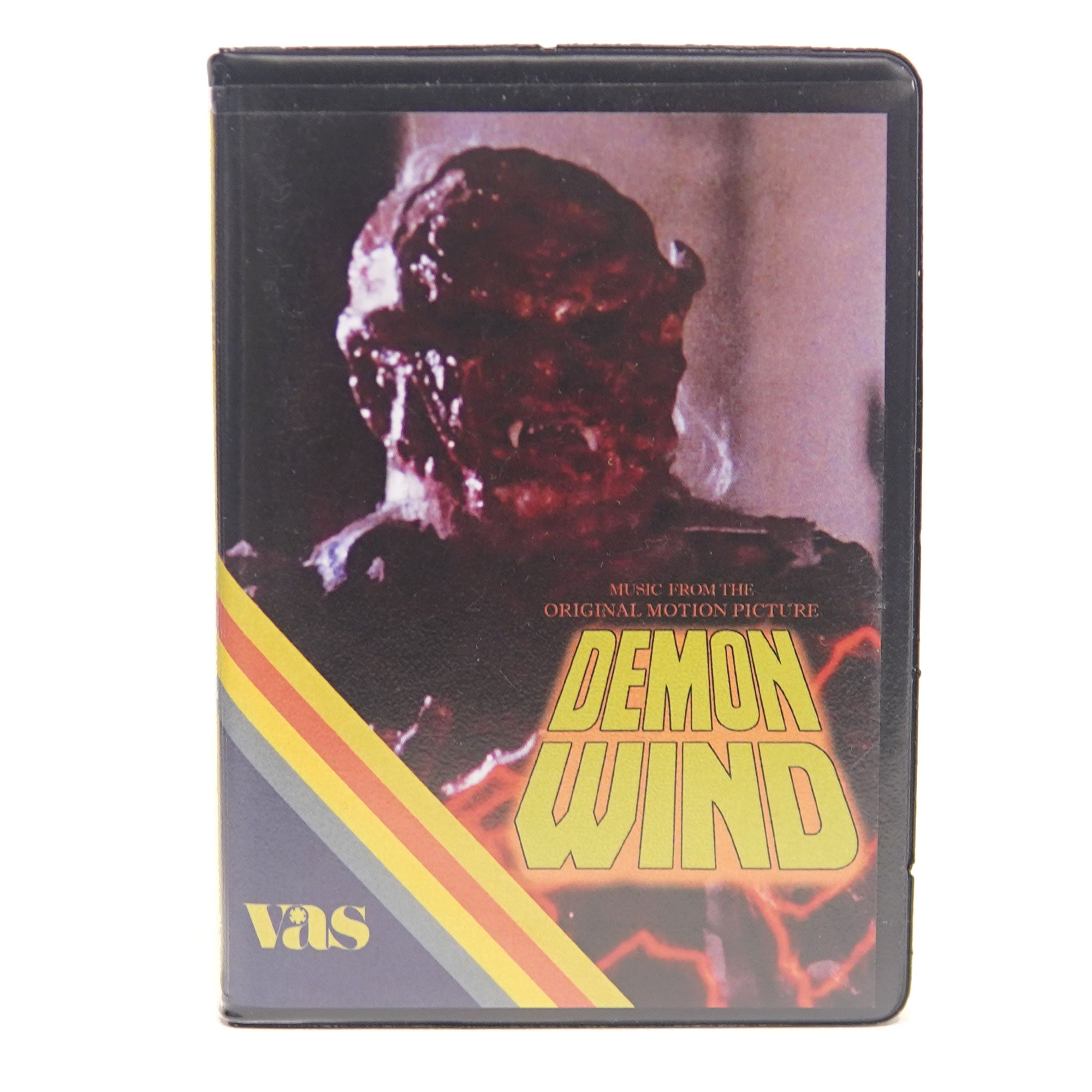 Demon Wind - Original Motion Picture Soundtrack VAS