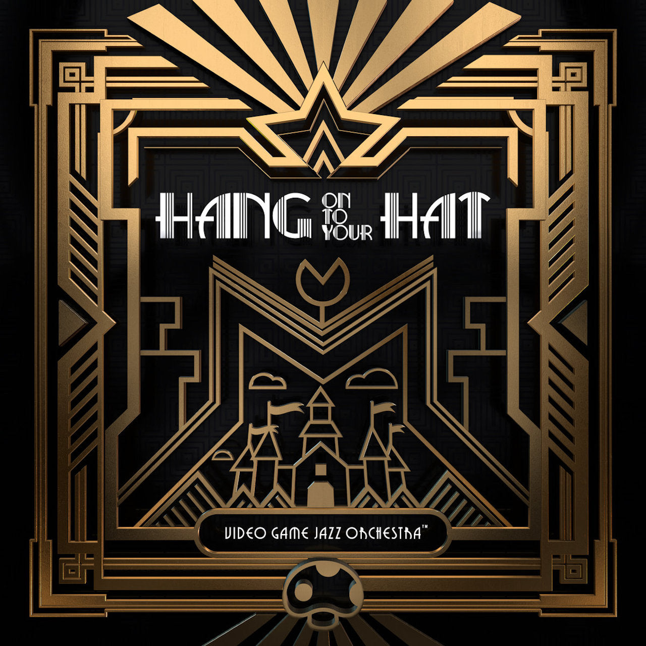 Hang on to Your Hat - Video Game Jazz Orchestra 2XLP