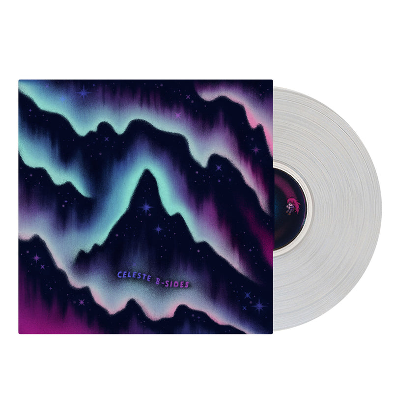 Celeste B-Sides - Original Video Game Soundtrack LP