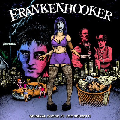 Basket Case 2 & FrankenHooker Original Motion Picture Soundtracks LP