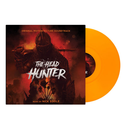 The Head Hunter - Original Motion Picture Soundtrack LP