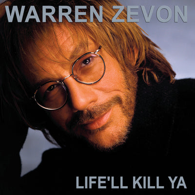 Warren Zevon - Life'll Kill Ya 20th Anniversary Vinyl LP
