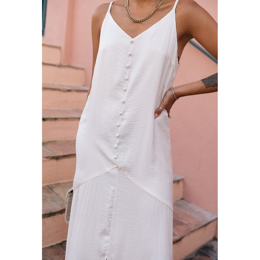 Robe longue Slip Dress