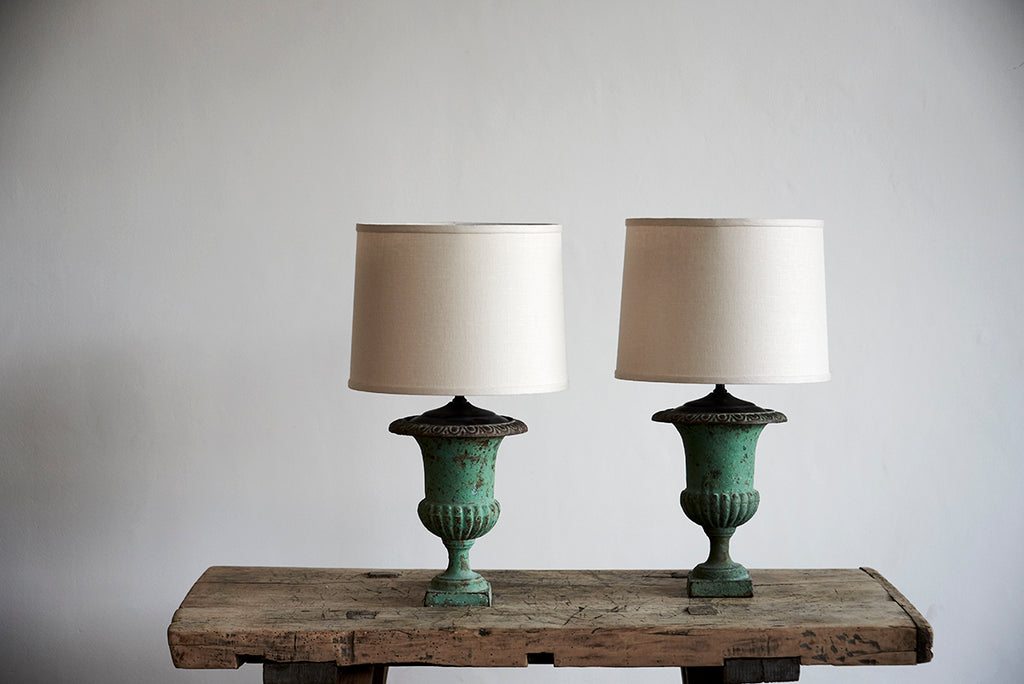 Cast Iron Lamps