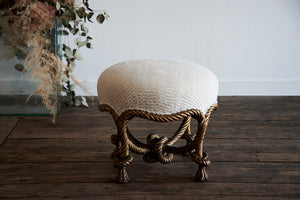 Fomier Rope Stool