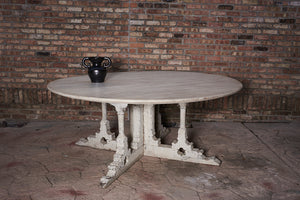 Antique Swedish Dining Table