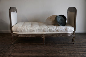 French Walnut Daybed