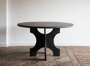 Round Slate Table - ON HOLD
