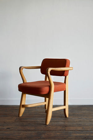 Guillerme et Chambron Wood Chair