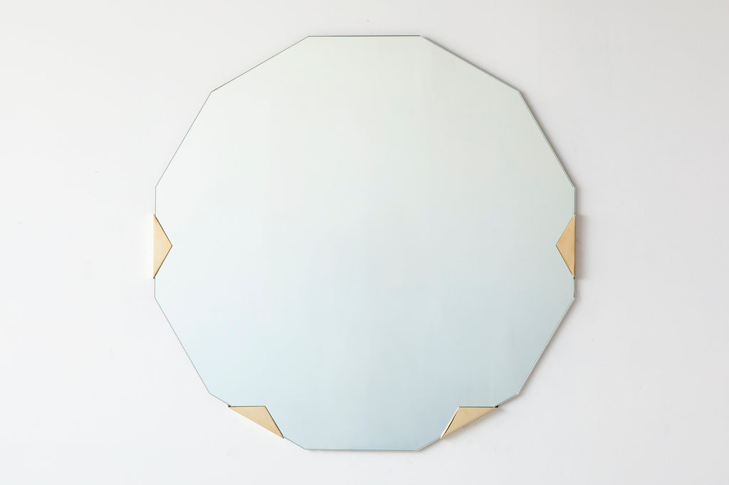 Haynes Mirror (both sizes, all finishes)