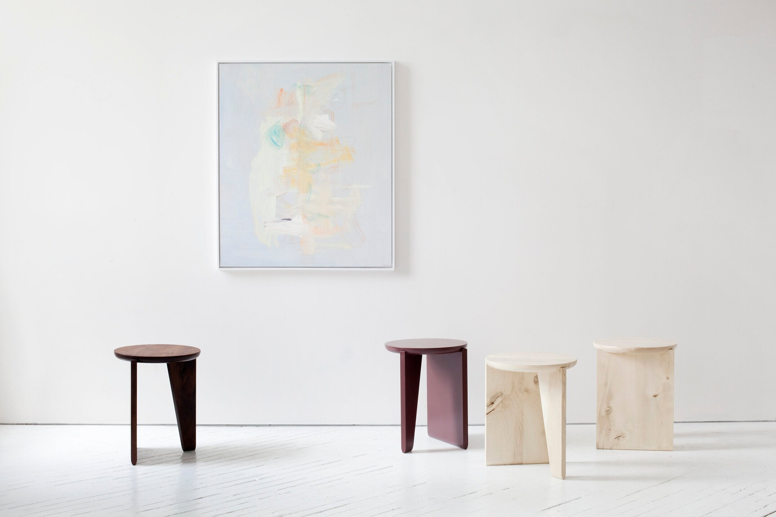 Wu Side Table (both sizes)