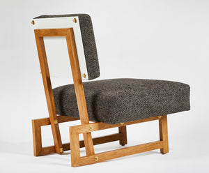 Andre Sornay Kyoto Slipper Chair