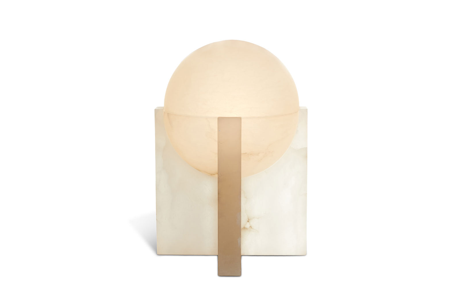 Pierre Chareau Sphere Table Lamp