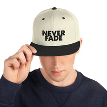 Load image into Gallery viewer, 'Never Fade' Snapback