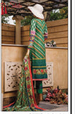 Lawn Cotton Embroidered Printed Pakistani Salwar Suit