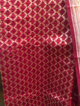 Load image into Gallery viewer, Red Pure Katan Silk Suit