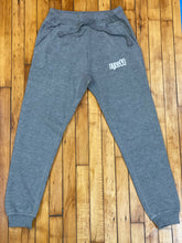 Load image into Gallery viewer, Heather Grey Joggers