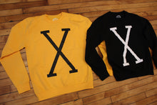 "Load image into Gallery viewer, The ""X"" Crewneck"