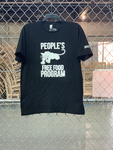 People's Free Food Program - Black