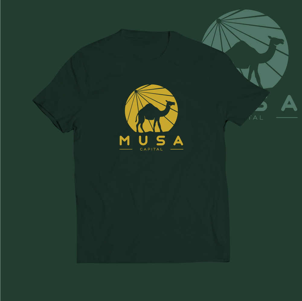 Musa Capital - Tshirt