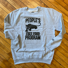 Load image into Gallery viewer, People's Free Food - Crewneck
