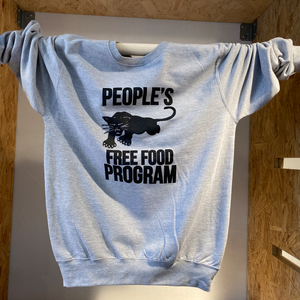 People's Free Food - Crewneck