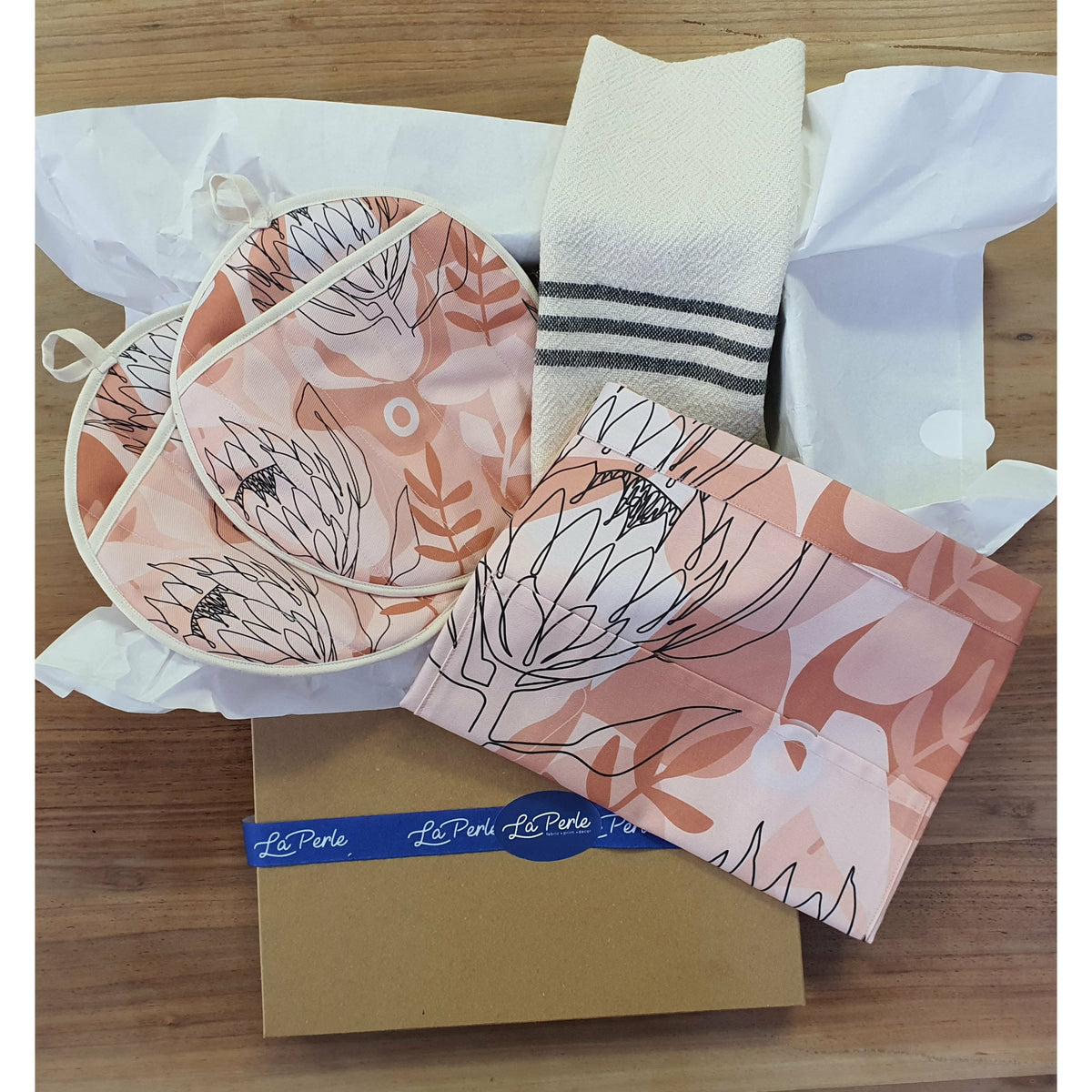 Gift Box - Terracotta Protea