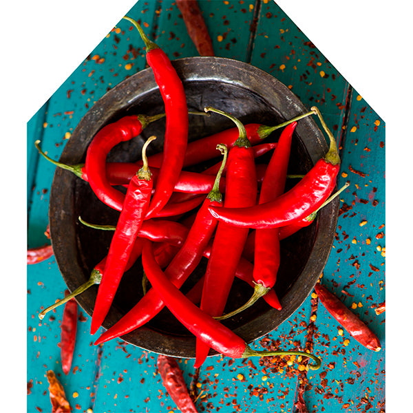 Aprons - Chillies