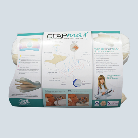 CPAP MAX Pillow