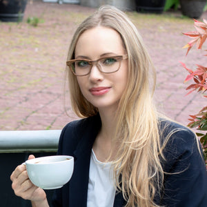 Seymour and Smith Yaletown Yew - Reading Glasses for Men and Women