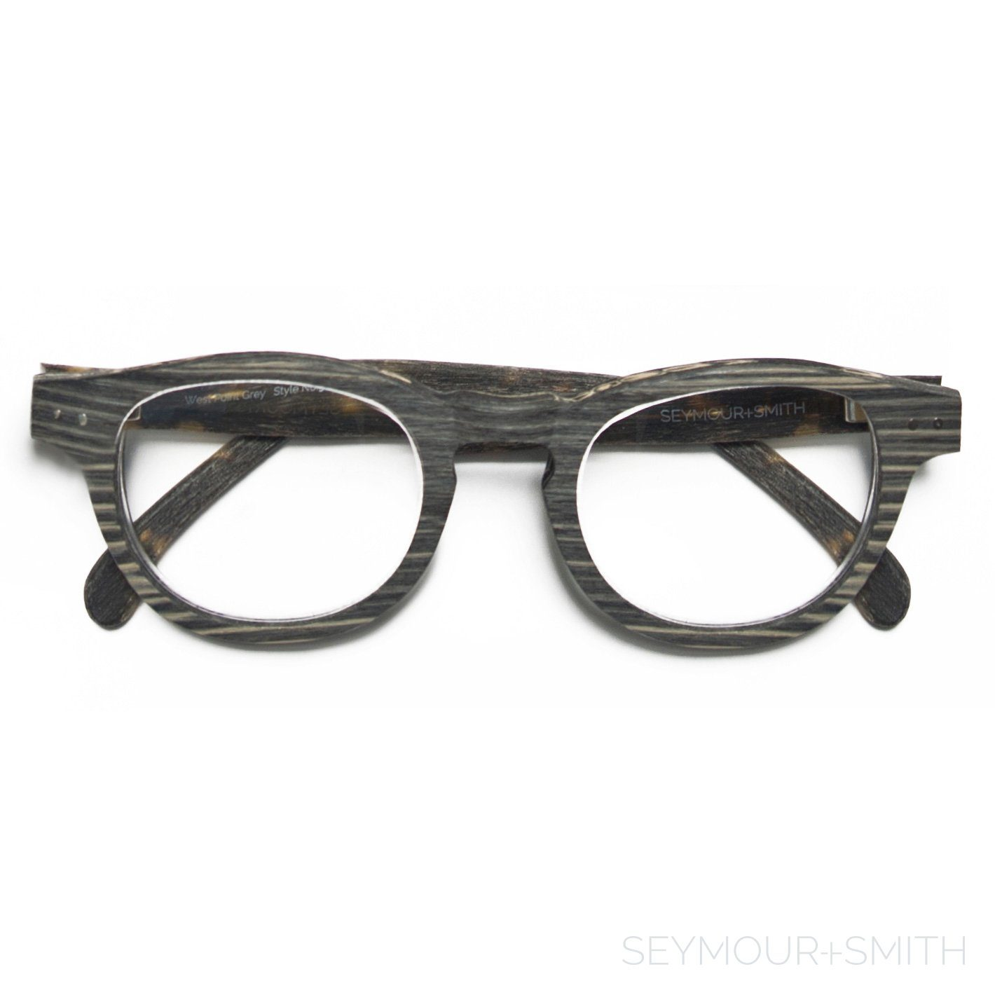 9f8b0c9402f ... Seymour and Smith West Point Grey Reading Glasses for Women ...