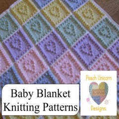 15+ Modern Baby Blanket Knitting Patterns