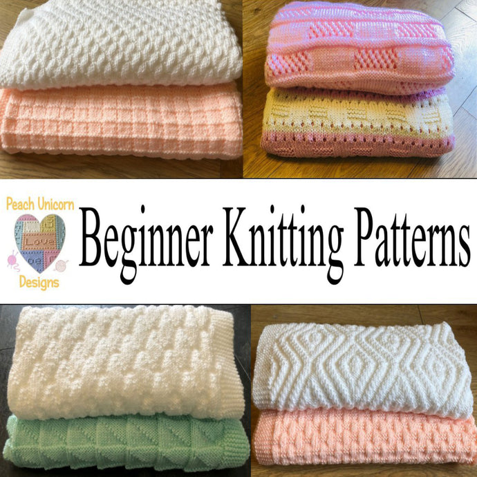 Quick & Easy Baby Blanket Knitting Patterns for Beginners