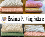 Easy and Simple Knitting Patterns