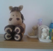 Load image into Gallery viewer, Amigurumi Horse Pattern
