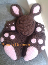 Load image into Gallery viewer, Crochet Pattern for Bag Amigurumi Rabbit Backpack